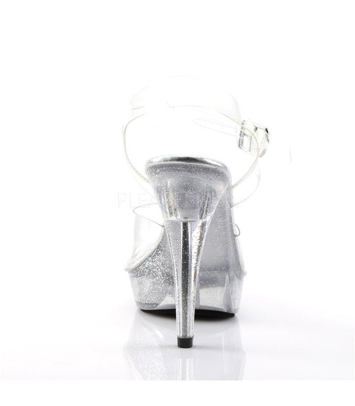 Sandalette COCKTAIL-508MG - Klar