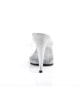 Pantolette FLAIR-401MG - Klar