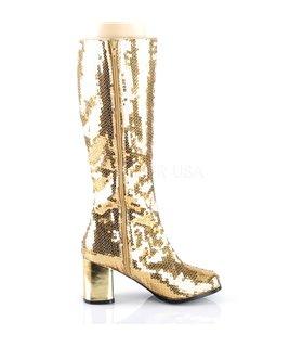 Stiefel SPECTACUL-300SQ - Gold