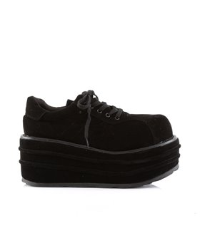 Plateau Schuhe TEMPO-08