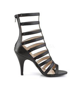 Sandalette DREAM-438 - PU Schwarz