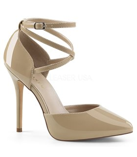 Pumps AMUSE-25 - Lack Creme