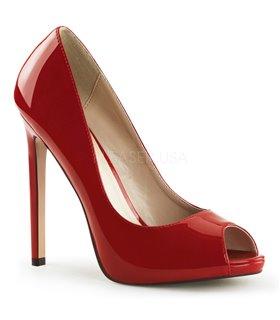 e6f66b5208aae Sexy Peeptoes High-Heels Pleaser online günstig kaufen