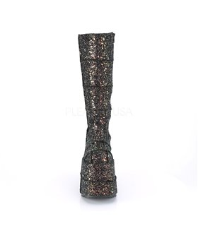Plateau Stiefel STACK-301G - Lila