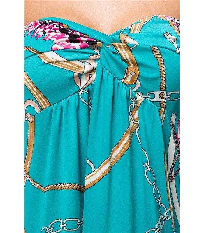 Sexy Bandeau Kleid Kleider Dresses Online Gunstig Kaufen