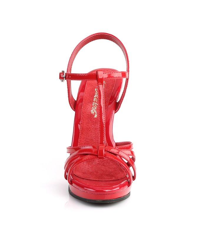 Sandalette FLAIR-420 - Lack Rot