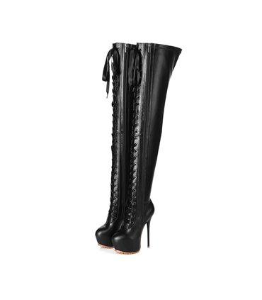 Stiefel Pleaser Pink Label DIVINE-2018 SALE