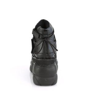 "4 1/2"" Heel, 1/2"" PF T-Strap Sandal"