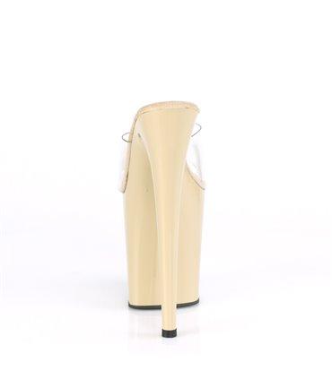 Pleaser Schuhe DELIGHT-668 Schwarz SALE