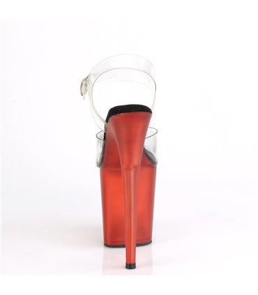Bordello High Heels TEEZE-06 Schwarz SALE