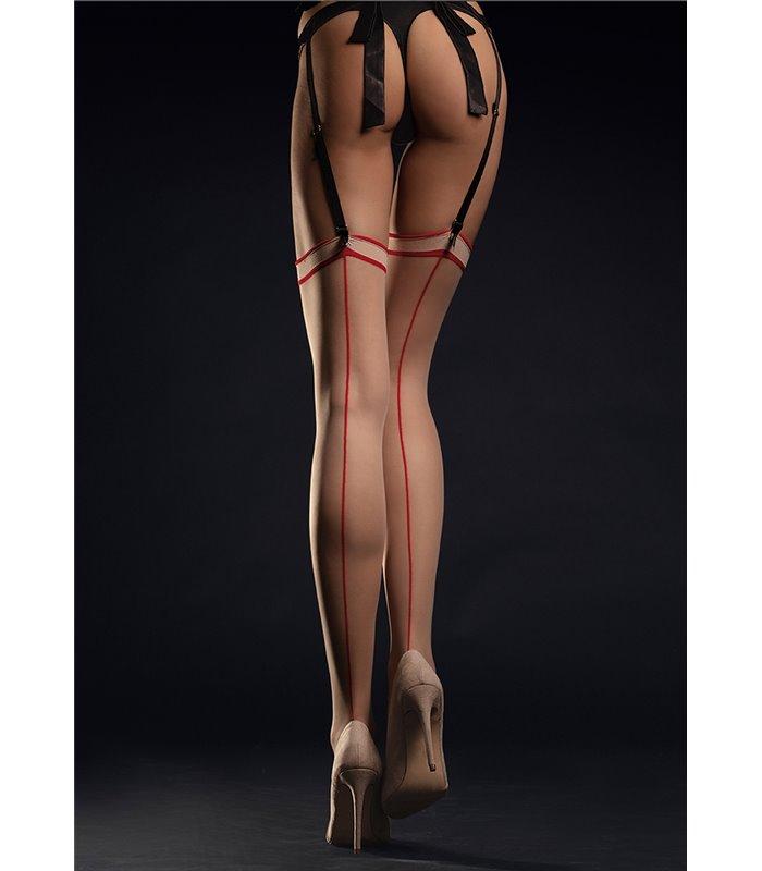 MADAME Stockings 20 den - Black