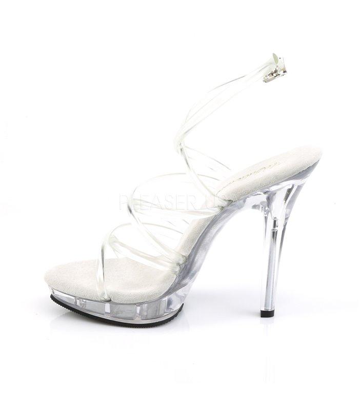 Sandalette LIP-106 : Klar