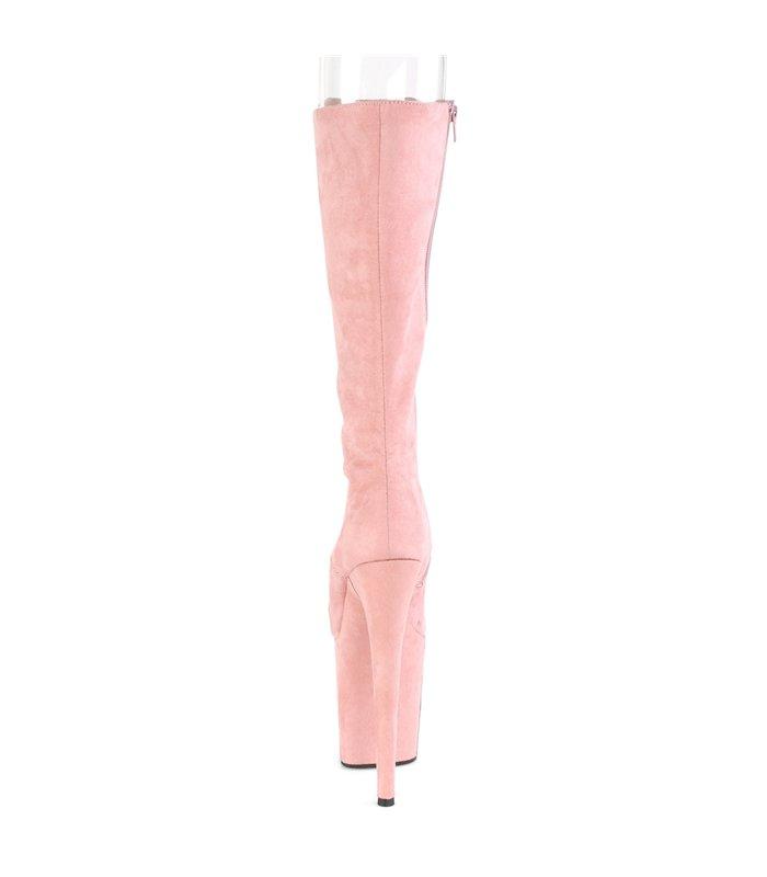 Extrem Plateau Heels  FLAMINGO-2051FS - Baby Pink
