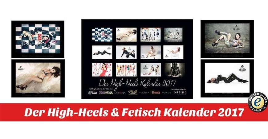 High Heels Kalender