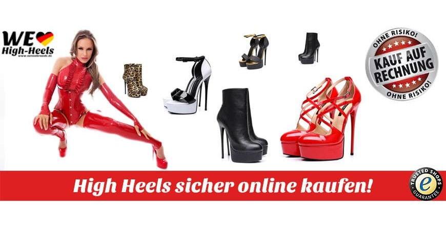 High-Heels online kaufen
