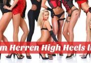 Herren High Heels - warum lieben Männer High-Heels