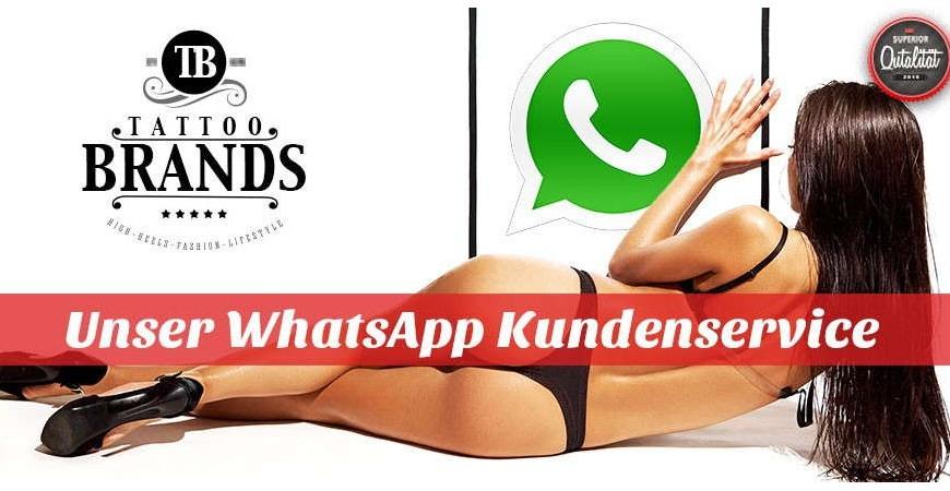 WhatsApp Beratung! Mehr Kundenservice für Dich