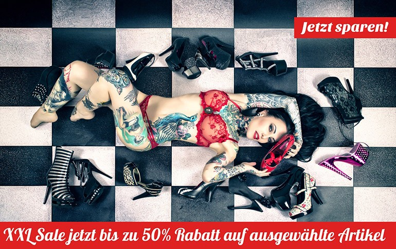 Tattoobrands XXL Sale